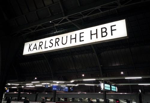 Karlsruhe stanica