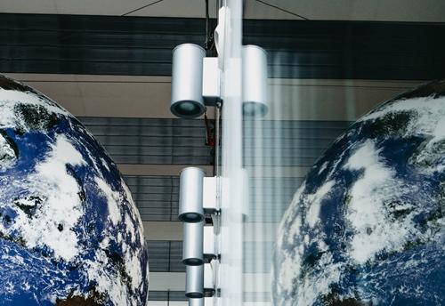Zemlja izložen eksponat u muzeju
